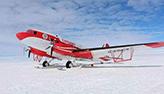 الصين تبدأ بناء أول مطار دائم في القطب الجنوبي